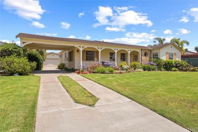 8016 Dunfield Avenue, Westchester, CA 90045 (#SR21168565) :: Zutila, Inc.