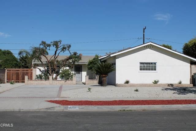 478 Walker Avenue, Camarillo, CA 93010 (#V1-7505) :: Steele Canyon Realty