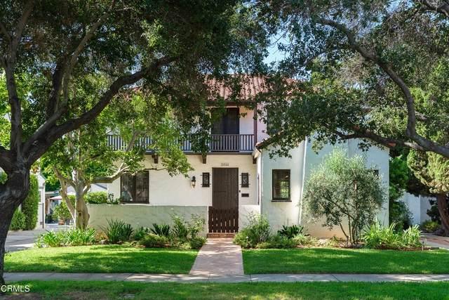 2041 Amherst Drive, South Pasadena, CA 91030 (#P1-5979) :: Zutila, Inc.
