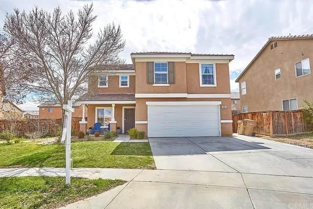 14027 Zircon Street, Hesperia, CA 92344 (#CV21167880) :: Doherty Real Estate Group