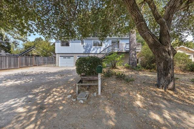 730 Sugar Pine Road, Scotts Valley, CA 95066 (#ML81856356) :: Cochren Realty Team   KW the Lakes