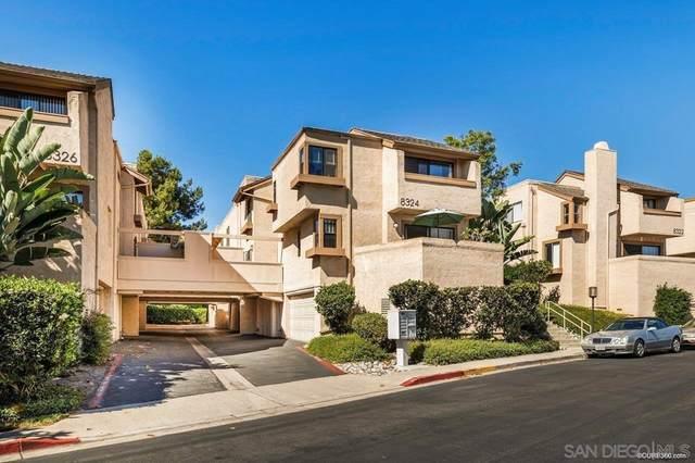 8324 Via Sonoma #70, La Jolla, CA 92037 (#210021771) :: Koster & Krew Real Estate Group | Keller Williams