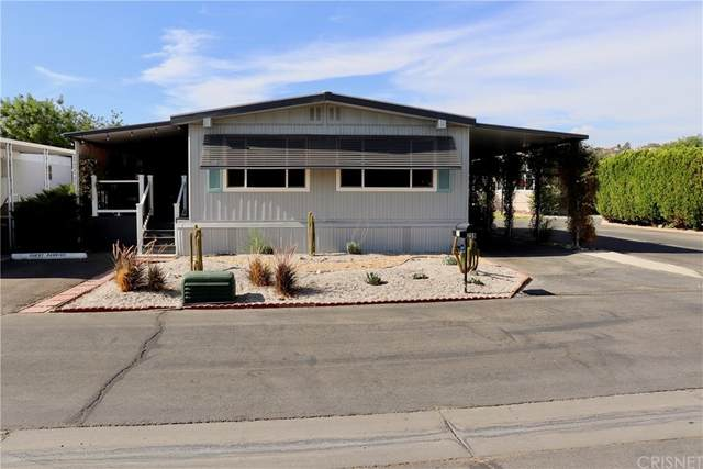 27361 Sierra Hwy #259, Canyon Country, CA 91351 (#SR21168588) :: Realty ONE Group Empire