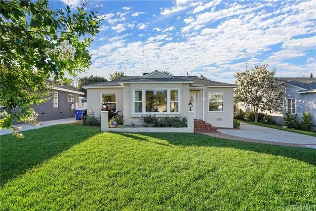16751 Morrison Street, Encino, CA 91436 (#SR21161031) :: COMPASS