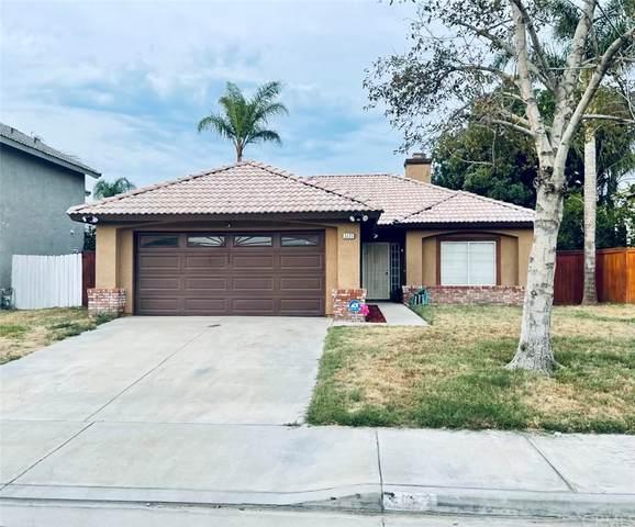 5121 Sierra Cross Way, Riverside, CA 92509 (#TR21168508) :: Doherty Real Estate Group