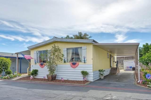 1333 Olive Avenue #74, Vista, CA 92083 (#NDP2108974) :: Latrice Deluna Homes