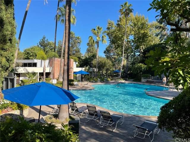3603 W Hidden Lane #121, Rolling Hills Estates, CA 90274 (#PV21168577) :: Millman Team