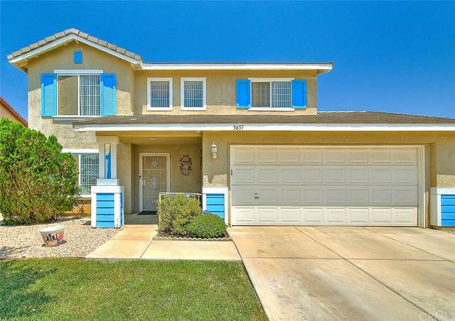 3657 Jasmine Avenue, Rosamond, CA 93560 (#PW21168620) :: Doherty Real Estate Group