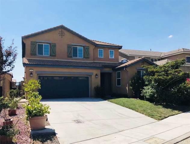 7802 Wasabi Way, Fontana, CA 92336 (#CV21168625) :: Doherty Real Estate Group