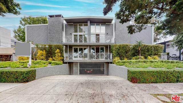 1425 Stanford Street #3, Santa Monica, CA 90404 (#21766556) :: Frank Kenny Real Estate Team