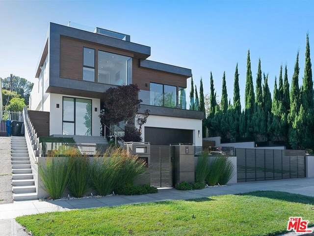 3029 Castle Heights Avenue, Los Angeles (City), CA 90034 (#21767510) :: Powerhouse Real Estate