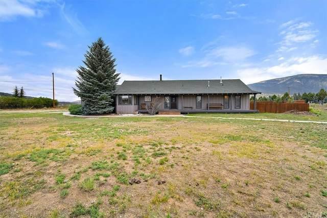581 Lakewood Drive, Big Bear, CA 92314 (#CV21168594) :: Zen Ziejewski and Team