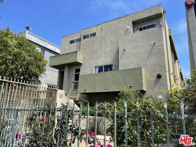 544 Rose Avenue, Venice, CA 90291 (#21767016) :: Zutila, Inc.
