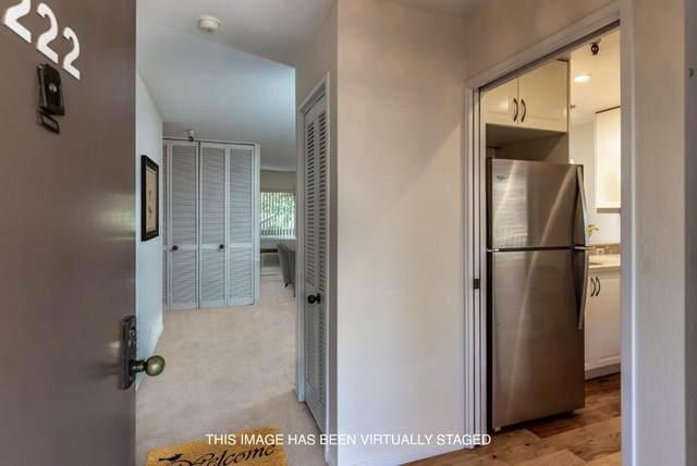 443 Alberto Way B222, Los Gatos, CA 95032 (#ML81856370) :: Blake Cory Home Selling Team