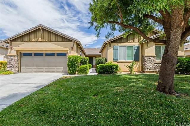 29284 Lake Hills Drive, Menifee, CA 92585 (#IV21168677) :: TeamRobinson | RE/MAX One