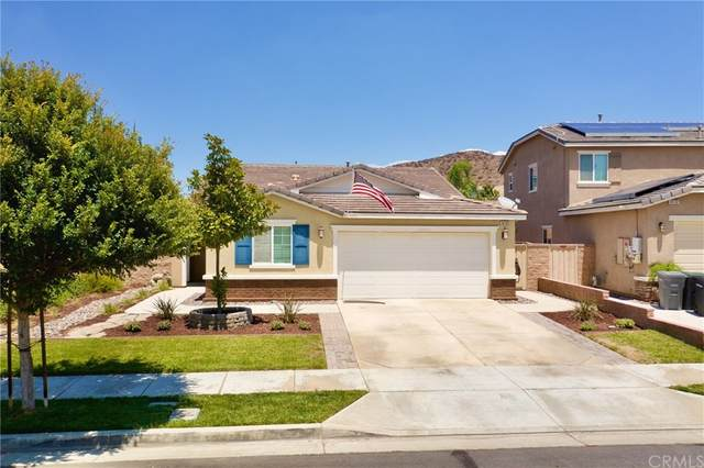 34130 Dianthus Lane, Lake Elsinore, CA 92532 (#SW21158849) :: Cochren Realty Team | KW the Lakes