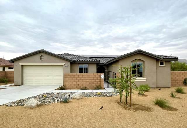 66340 S Agua Dulce Drive, Desert Hot Springs, CA 92240 (#219065630PS) :: Jett Real Estate Group