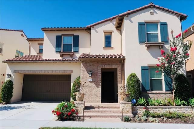 68 Walden, Irvine, CA 92620 (#OC21168718) :: The Kohler Group