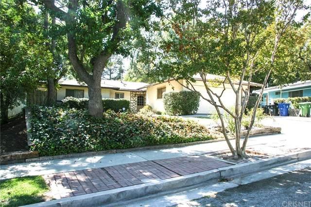 8511 Eatough Avenue, West Hills, CA 91304 (#SR21168692) :: Zen Ziejewski and Team