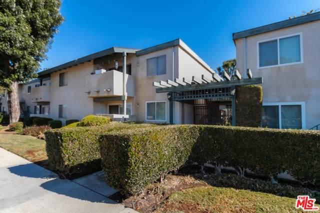 10636 Woodley Avenue #44, Granada Hills, CA 91344 (#21765526) :: Doherty Real Estate Group