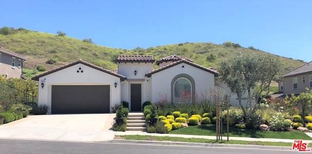6984 Wildridge, Moorpark, CA 93021 (#21765080) :: Steele Canyon Realty