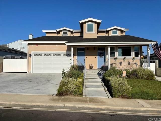 1307 Fern Avenue, Torrance, CA 90503 (#OC21167750) :: Millman Team