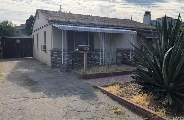 636 N Mariposa Street, Burbank, CA 91506 (#BB21168749) :: Cochren Realty Team | KW the Lakes