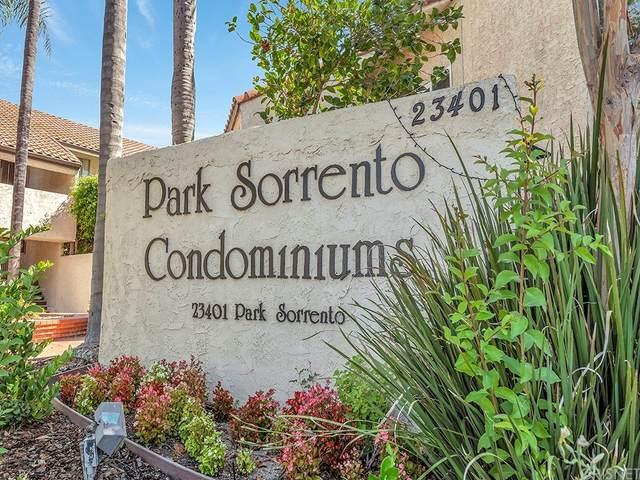 23401 Park Sorrento #58, Calabasas, CA 91302 (#SR21168747) :: Mint Real Estate
