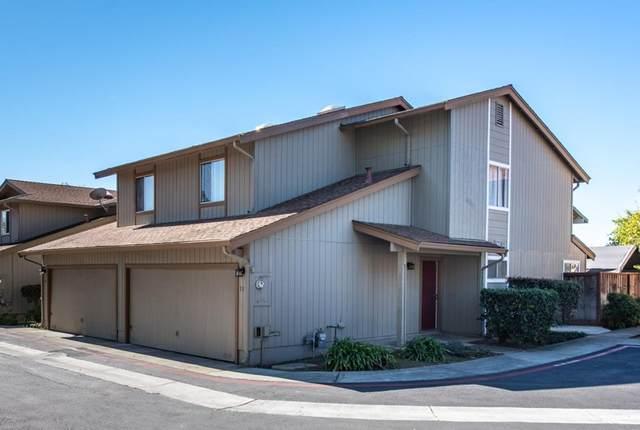 115 Rose Lane, San Jose, CA 95127 (#ML81856377) :: COMPASS