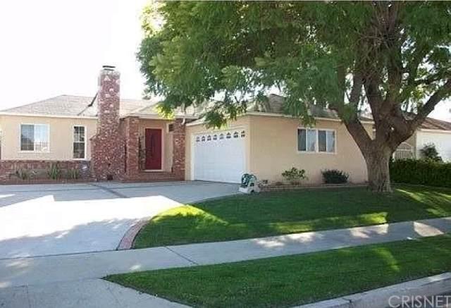 19636 Kittridge Street, Reseda, CA 91335 (#SR21160158) :: Z REALTY