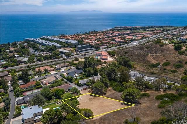 0 Tarragon Road, Rancho Palos Verdes, CA 90275 (#SB21165725) :: Millman Team