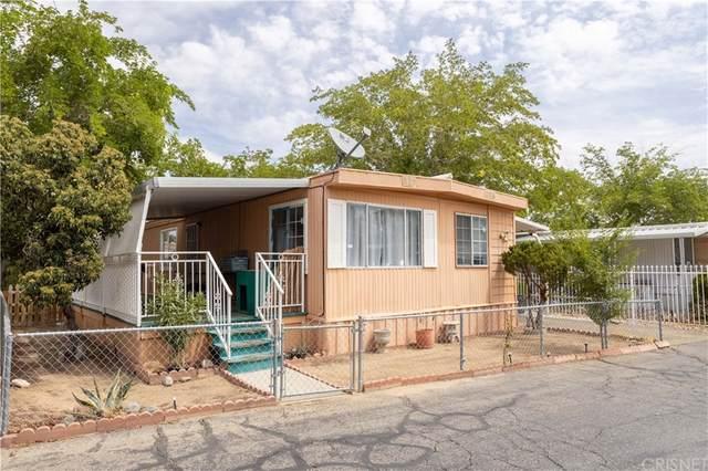 3255 E Avenue R #107, Palmdale, CA 93350 (#SR21148134) :: COMPASS