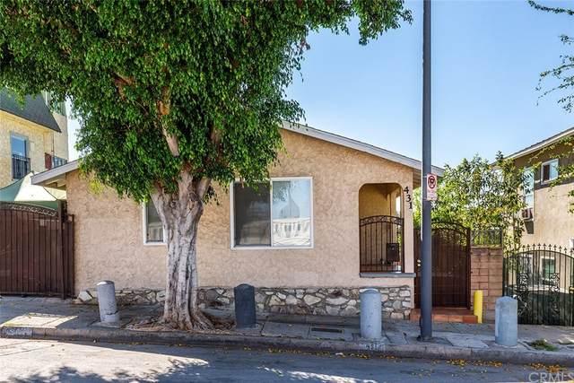 431 S Lorena Street, Los Angeles (City), CA 90063 (#WS21168830) :: Z REALTY
