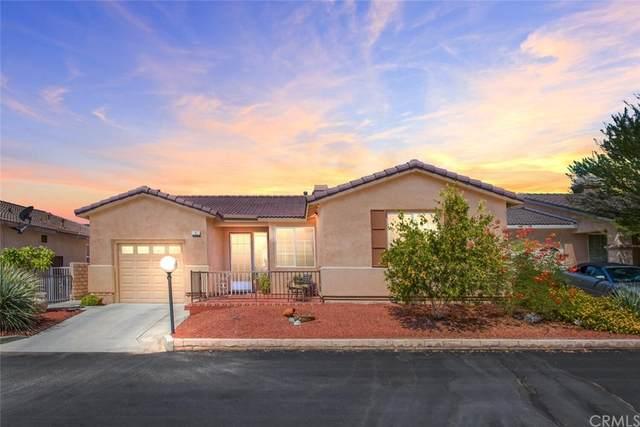 65565 Acoma Avenue #1, Desert Hot Springs, CA 92240 (MLS #EV21166948) :: Brad Schmett Real Estate Group