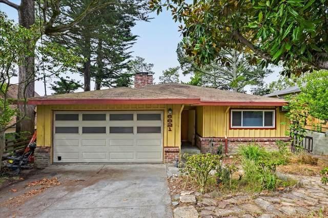 6821 Ridgewood Drive, Oakland, CA 94611 (#ML81856384) :: COMPASS