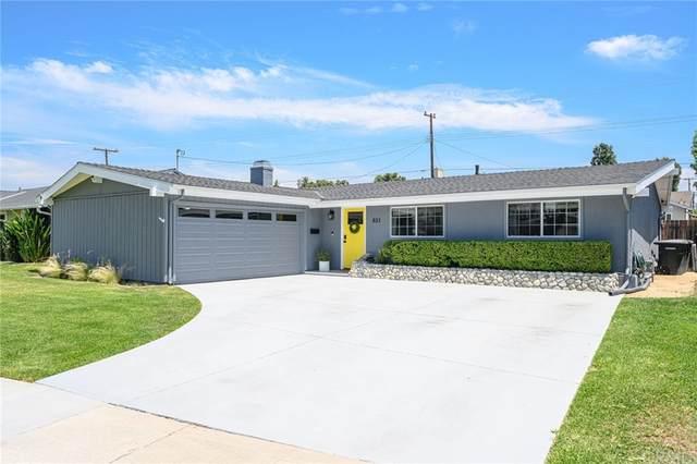 833 N Waverly Street, Orange, CA 92867 (#PW21159079) :: The Kohler Group