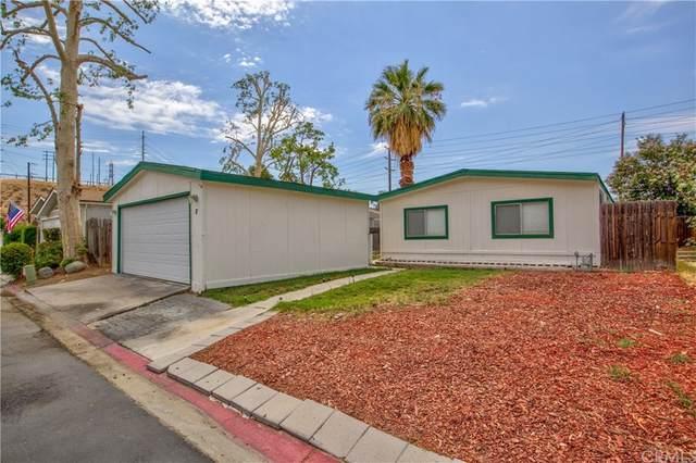 700 E Washington Street #17, Colton, CA 92324 (#IV21168864) :: The Kohler Group