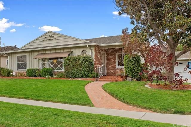 13001 Cumpston Street, Sherman Oaks, CA 91401 (#SR21168643) :: Z REALTY