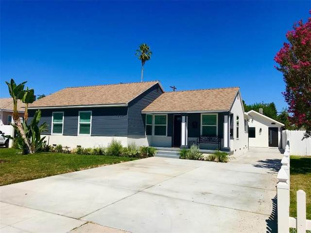 7650 Amestoy Avenue, Lake Balboa, CA 91406 (#BB21168847) :: Z REALTY