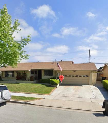 134 Chaucer Drive, Salinas, CA 93901 (#ML81856388) :: COMPASS