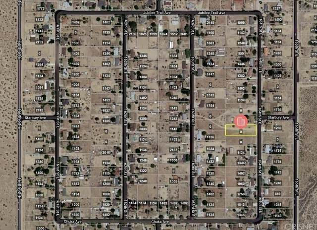 0 E 164th Street, Palmdale, CA 93591 (#SR21168885) :: Realty ONE Group Empire
