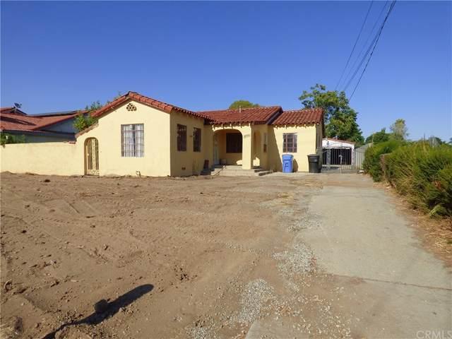 1012 Weber Street, Pomona, CA 91768 (#IV21168883) :: Latrice Deluna Homes