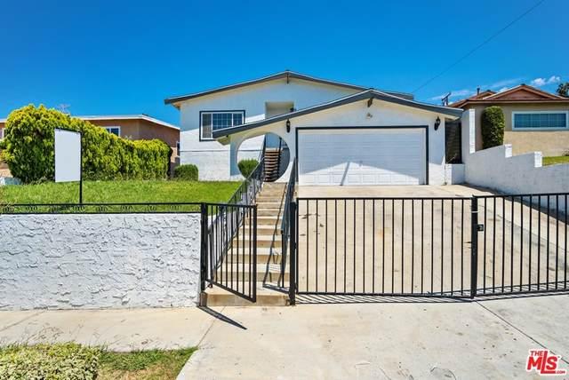 1241 W 123Rd Street, Los Angeles (City), CA 90044 (#21767144) :: Mint Real Estate
