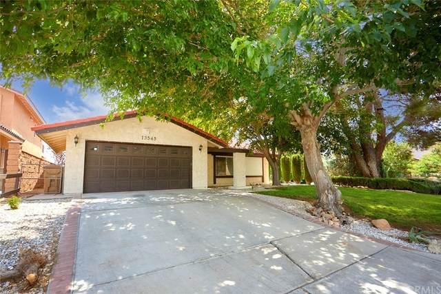 13545 Hidden Vly Street, Victorville, CA 92395 (#IV21168903) :: Mint Real Estate