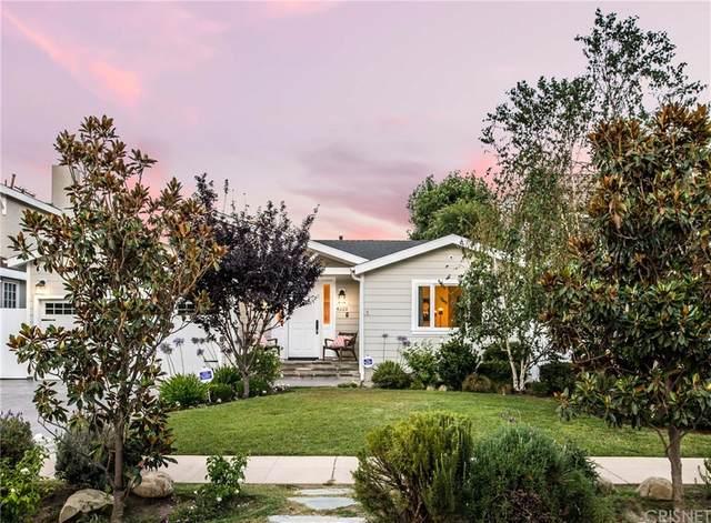 4222 Rhodes Avenue, Studio City, CA 91604 (#SR21166829) :: Mint Real Estate