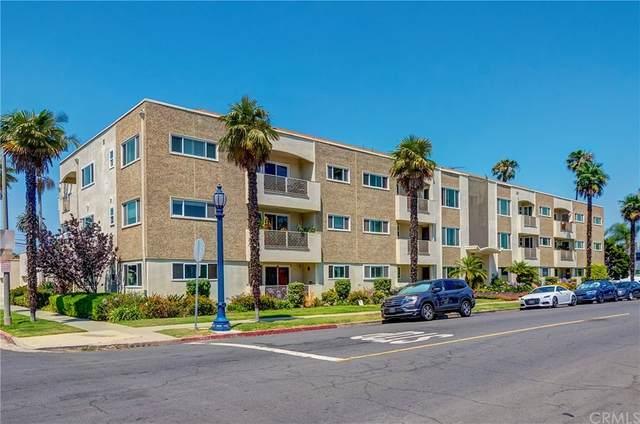 3101 E 2nd Street 9B, Long Beach, CA 90803 (#PW21168440) :: TeamRobinson   RE/MAX One