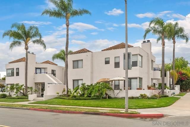 3984 Lamont St #8, San Diego, CA 92109 (#210021814) :: Zen Ziejewski and Team