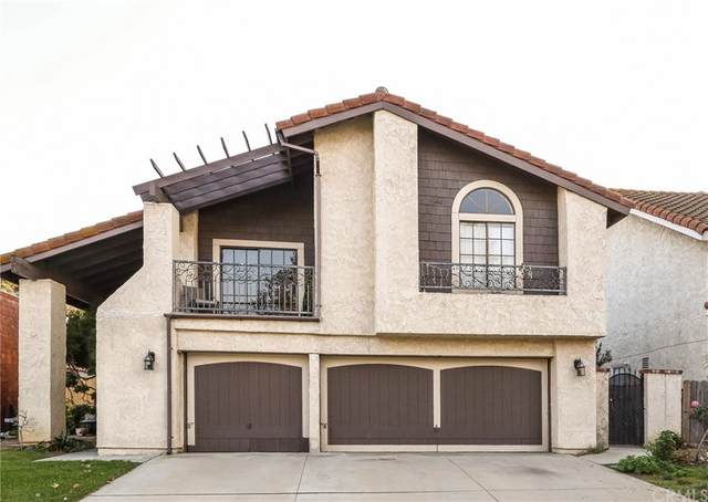 82 Rolling Ridge Drive, Phillips Ranch, CA 91766 (#CV21168922) :: Latrice Deluna Homes