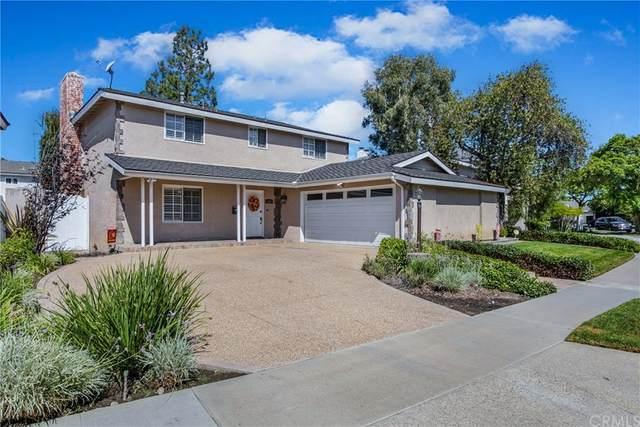 3581 Claremore Avenue, Long Beach, CA 90808 (#OC21168818) :: TeamRobinson   RE/MAX One