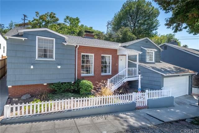 11680 Sunshine, Studio City, CA 91604 (#SR21168795) :: Mint Real Estate